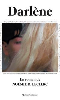 Darlène de Noémie Leclerc
