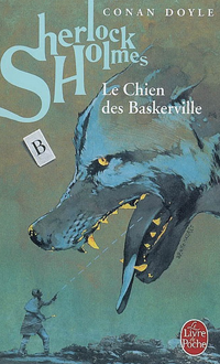 Le chien des Baskerville de Arthur Conan Doyle