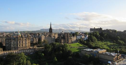 L'Écosse, le pays des aventures
