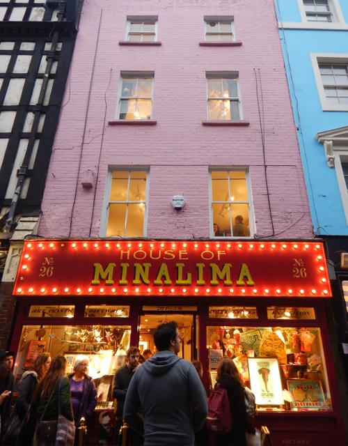 House of Minalima