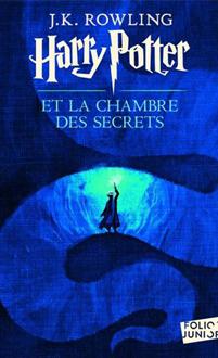 Harry Potter et la chambre des secrets de J. K. Rowling