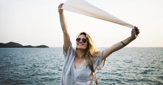 Le goût du bonheur : la recherche de toute une vie