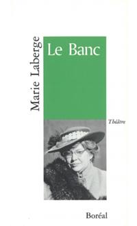 Le Banc, LABERGE, MARIE © BOREAL 1994