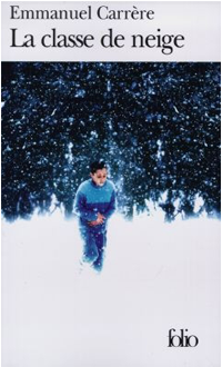 La Classe de neige, CARRERE, EMMANUEL © GALLIMARD 1998